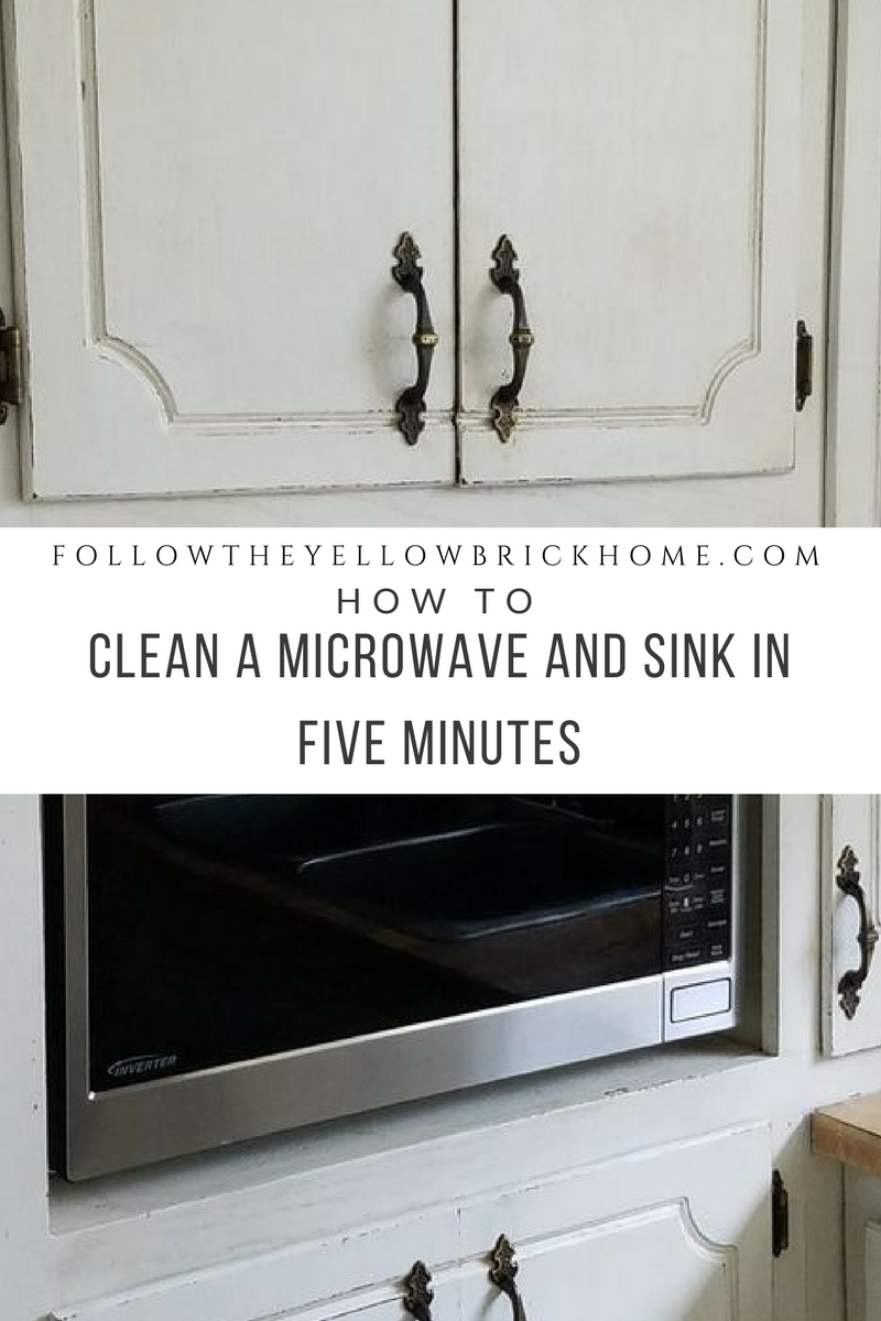 How to Clean a Microwave in 5 Minutes | Quick Cleaning Tips