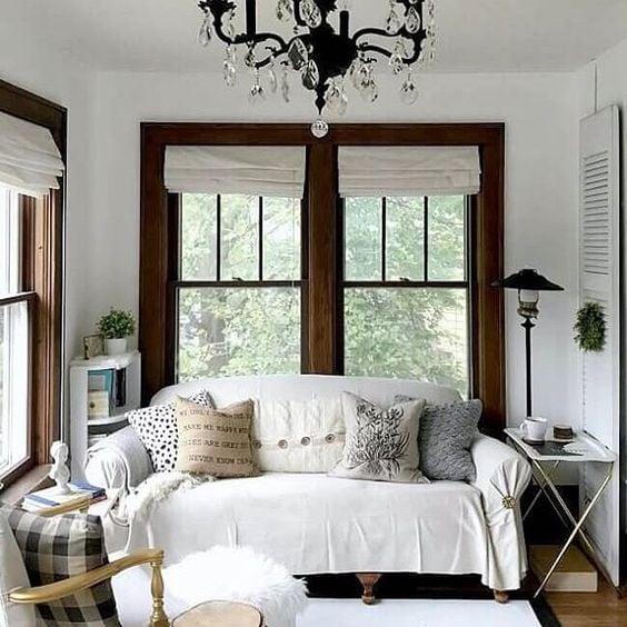 original woodwork unpainted woodwork unpainted trim cottage farmhouse style chandy 1915 house