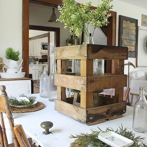original woodwork the willow farmhouse demijohn crates rustic vintage antiques