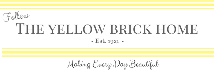 Follow The Yellow Brick Home