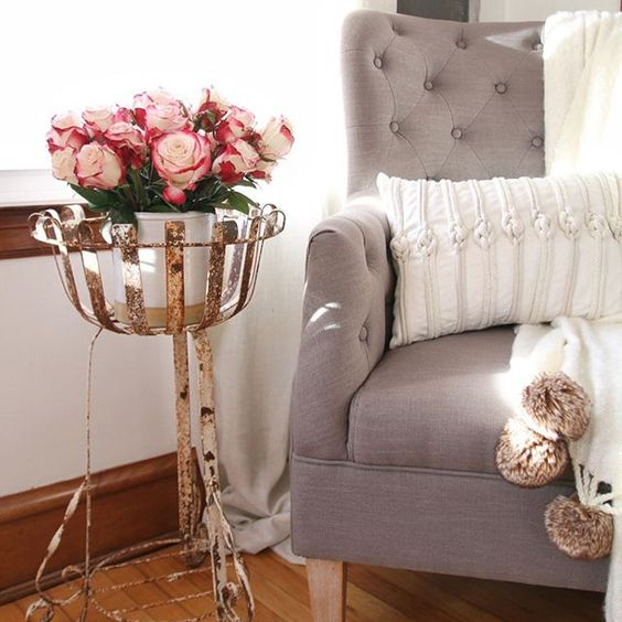 shabby chic chippy rusty roses original woodwork the rustic life