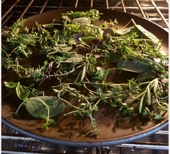 How To Dry Herbs In The Oven