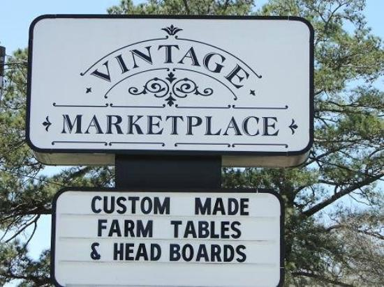 Vintage Marketplace Wilmington, NC