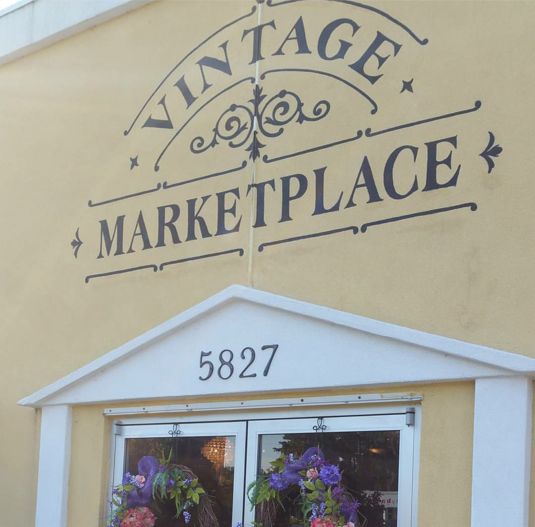 Vintage Marketplace Wilmington NC
