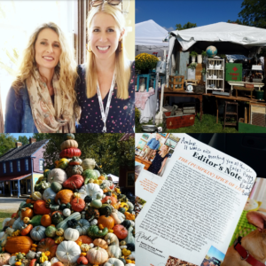 Follow The Yellow Brick Home Blogger Interview with Rachael Hardage Barrett Country Living Magazine