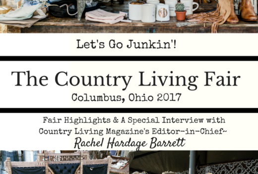 Let's Go Junkin: The Country Living Fair Highlights