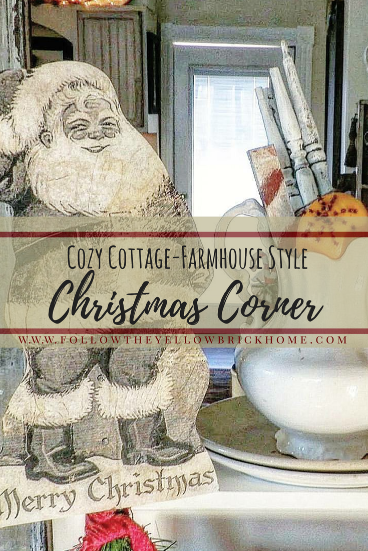 How to create a cozy cottage farmhouse Christmas