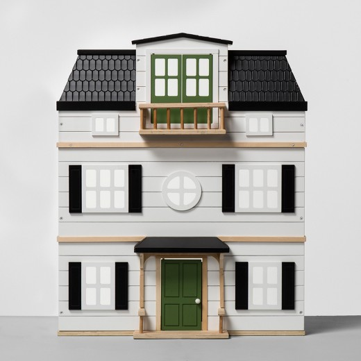 Gorgeous Doll house By Chip and Joanna Gaines at Target Magnolia Doll House