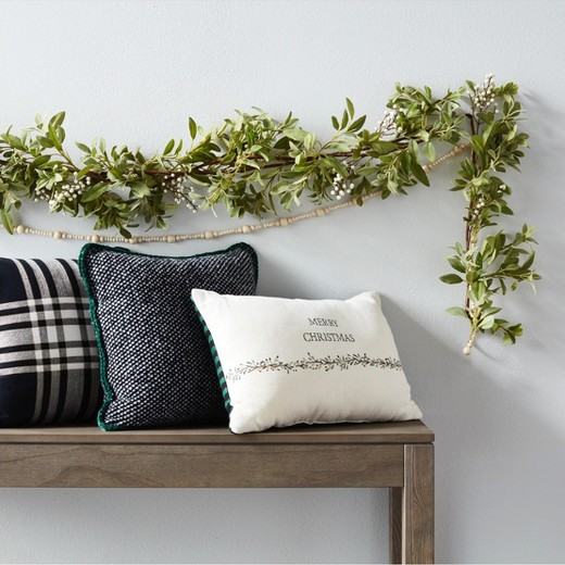 Beautiful Fixer Upper Style Pillows And Garland Magnolia Target