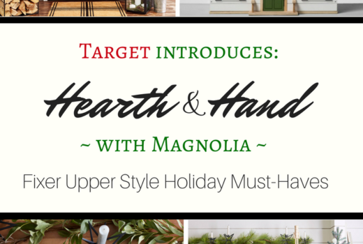 Target Introduces the Hearth & Hand Line with Magnolia