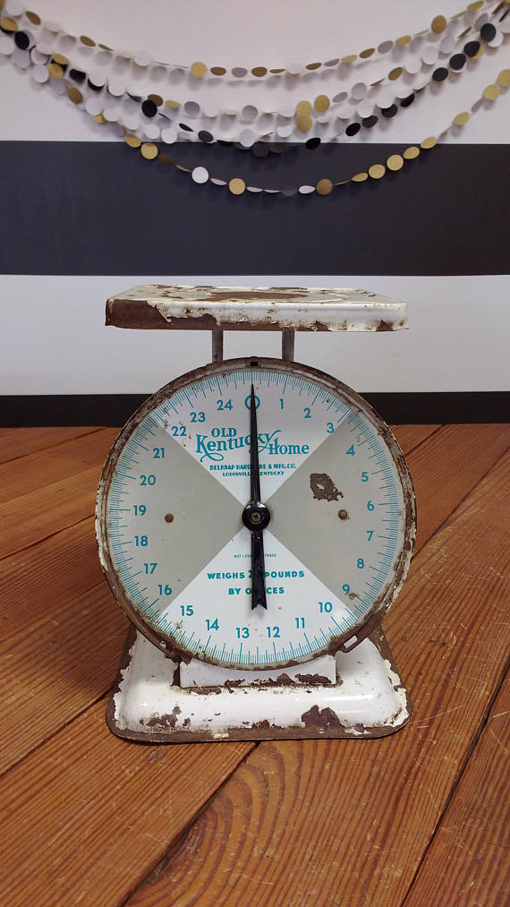 My Old Kentucky Home Christmas Scale