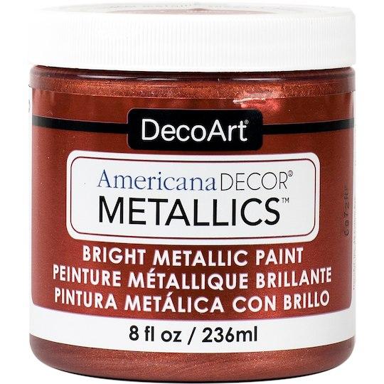 Americana Decor Metallics Decorart Copper