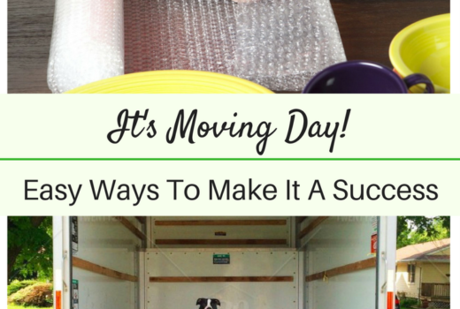 Tips for moving How to make moving day a success