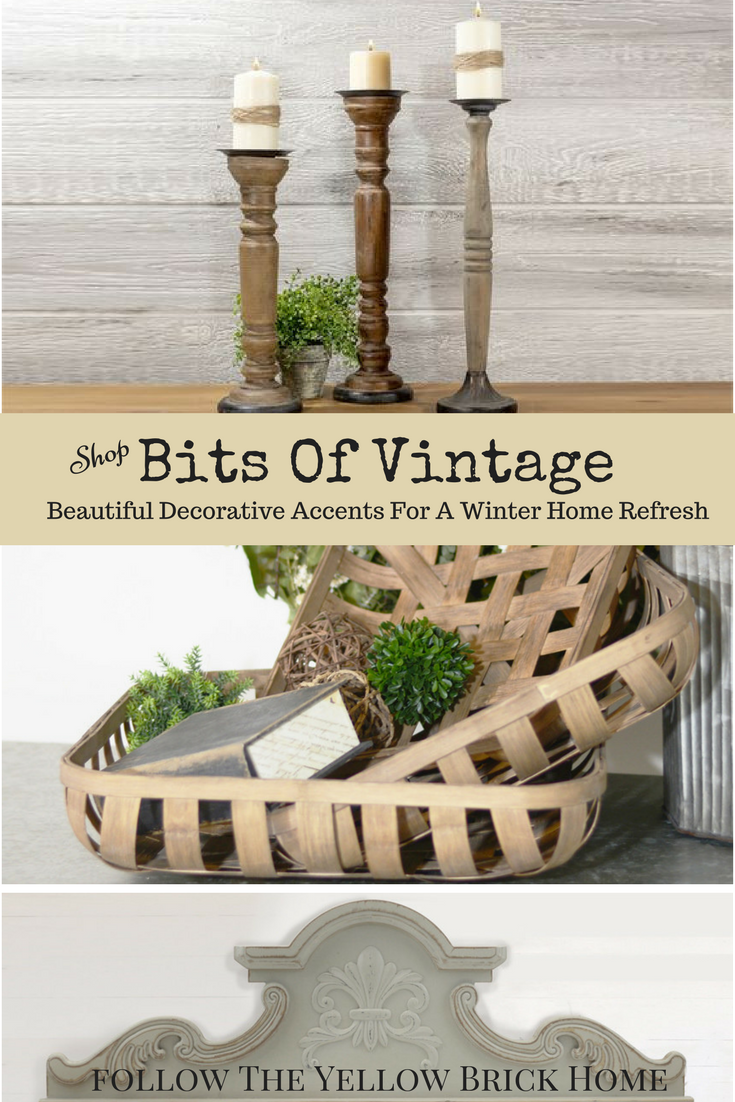 Beautiful Vintage Style Decorative Accents Vintage Home Decor Found Objects