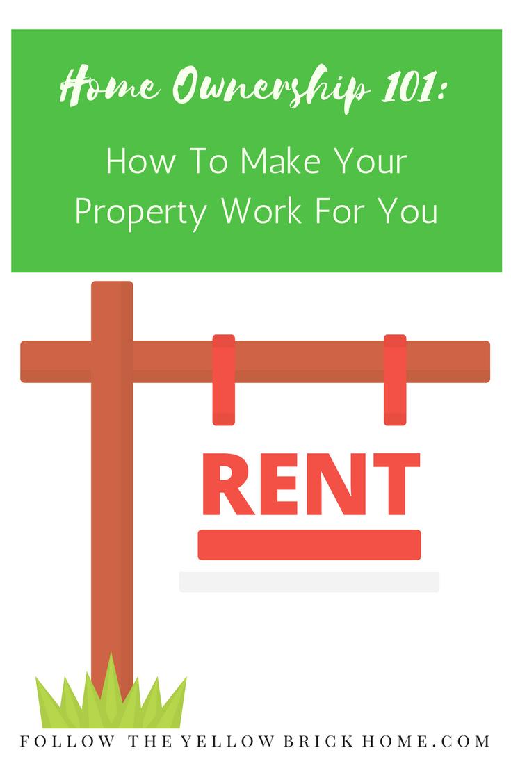 Hone Finances Rental property investments
