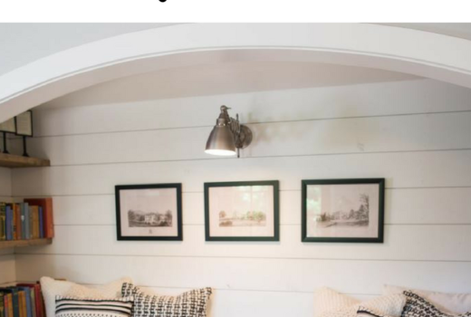 Reading Nooks Book Nooks #readingnook #farmhouse