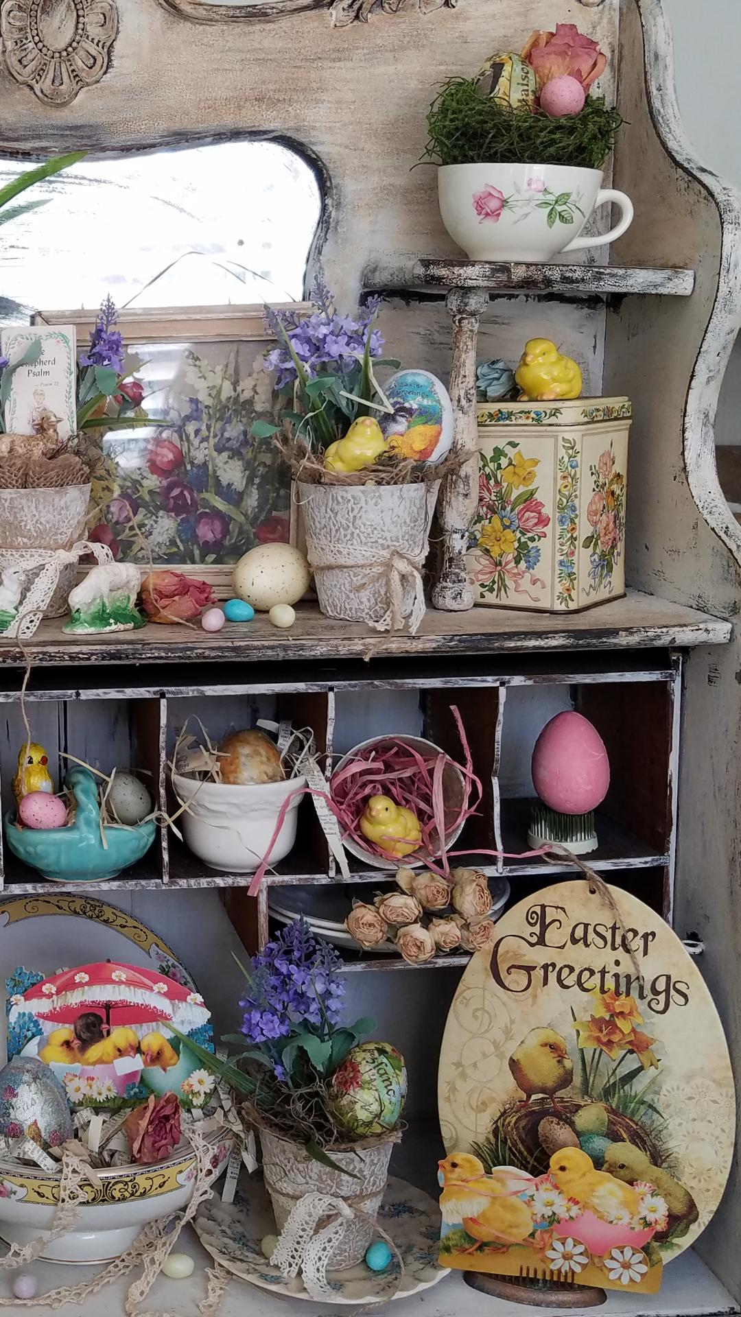 Pretty Vintage Easter