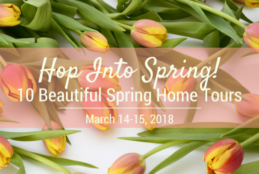 10 Beautiful Spring Home Tours Spring Decor