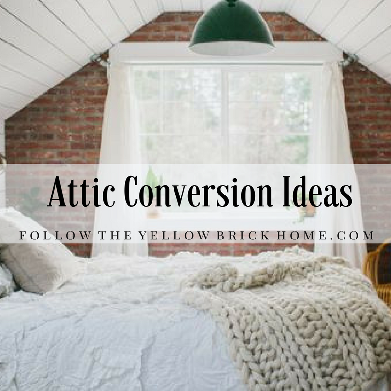 Attic Bedrooms Attic Den Attic Office DIY Attic Conversion