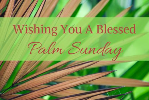 Palm Sunday Matthew 21
