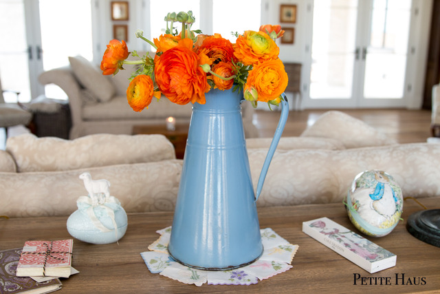 gorgeous French Country Easter Decorating Ideas #springhometour