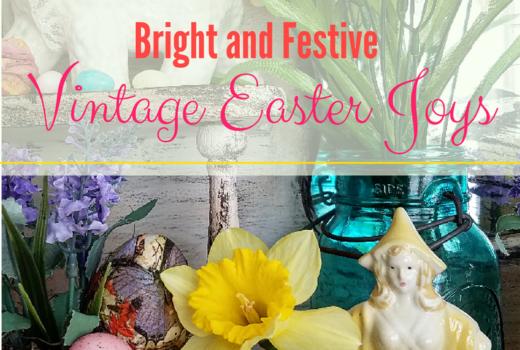 Vintage Easter Joys Blog Hop