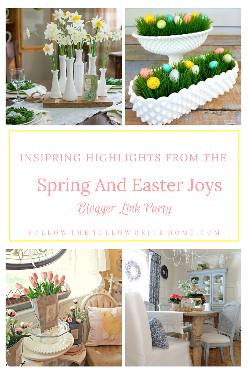 Spring Decorating Ideas Easter Decorating Ideas