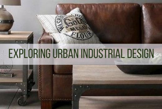 Exploring Urban Industrial Design and Decor