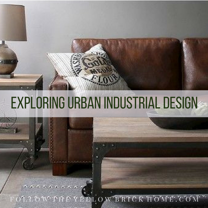 Exploring Urban Industrial Design and Decor