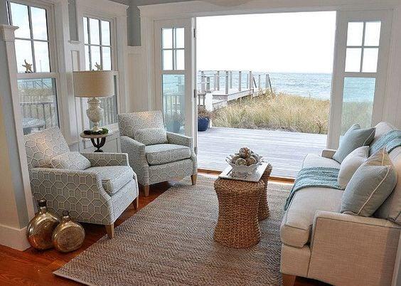 Coastal decor neutral beach decor Coastal interior design beach house
