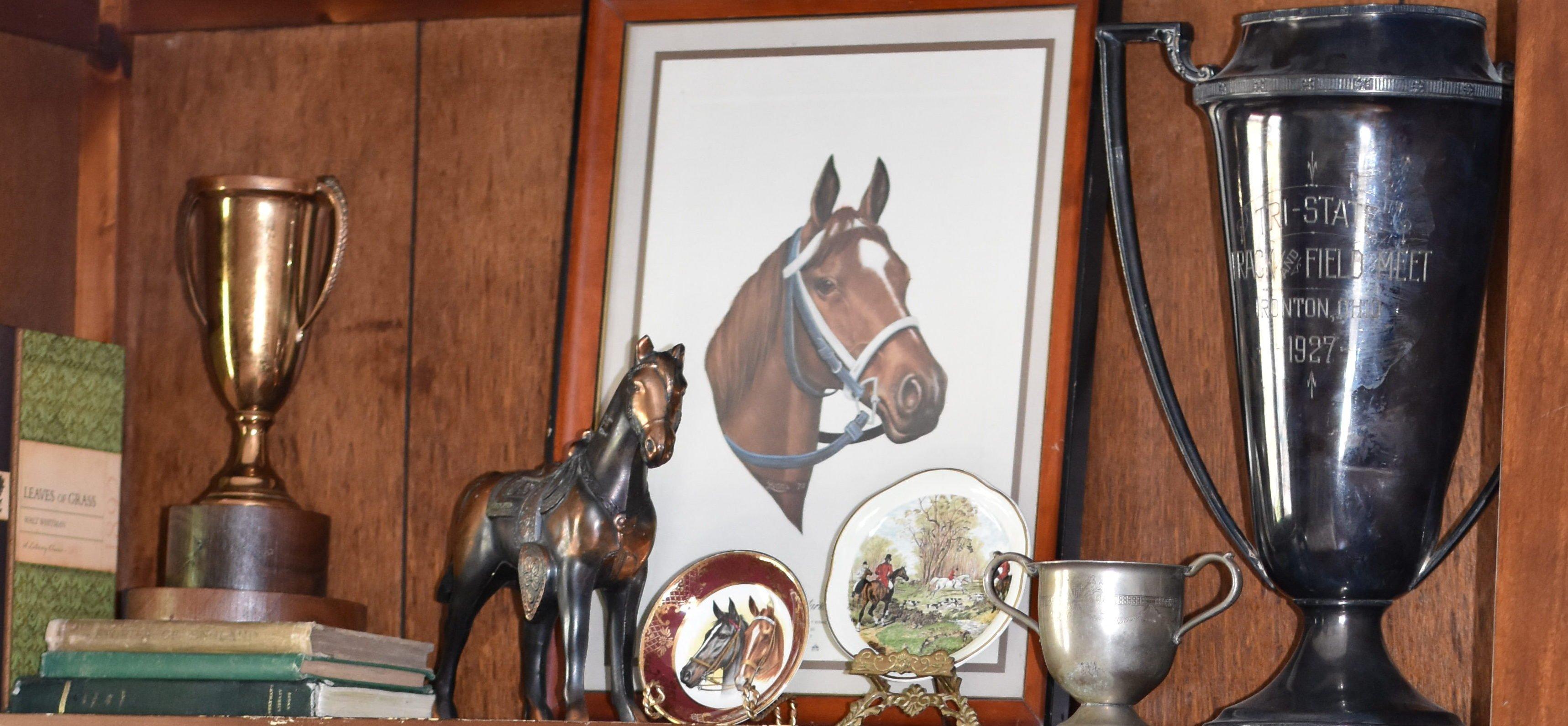 Equestrian Decor horse decor
