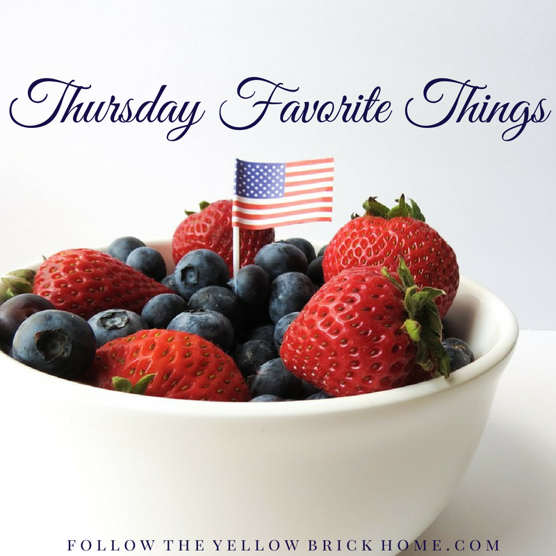 Thursday Favorite Things Link Party For Bloggers Summer Decorating, Craft and Recipe Ideas by Top Bloggers