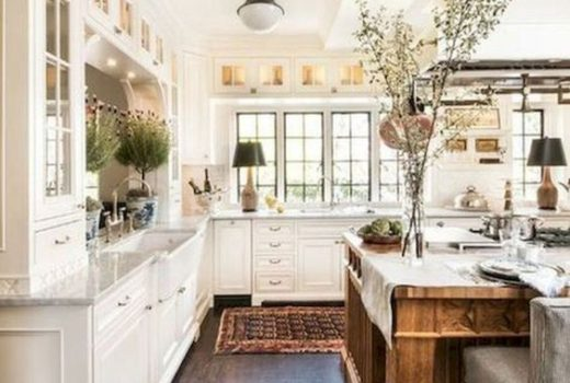 Gorgeous farmhouse kitchen modern kitchen design ideas