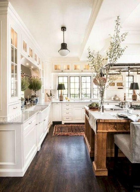 Gorgeous farmhouse kitchen modern kitchen design ideas