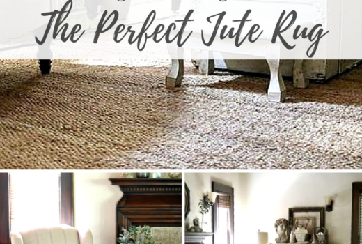 Why this is the perfect Jute Rug