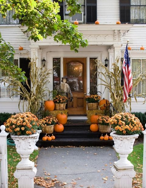 How To Creat Fabulous Fall Porch