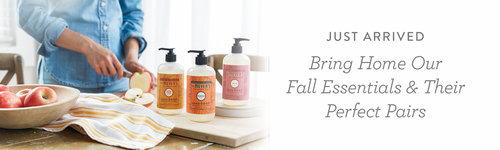 Grove Collaborative Fall Essentials Mrs. Meyers Clean Day Fall Free Gift