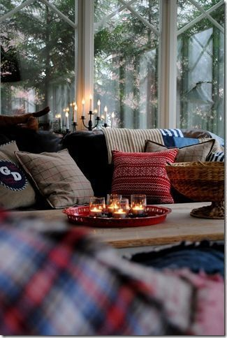 Ideas for creating a cozy home this winter and how to winterize your home