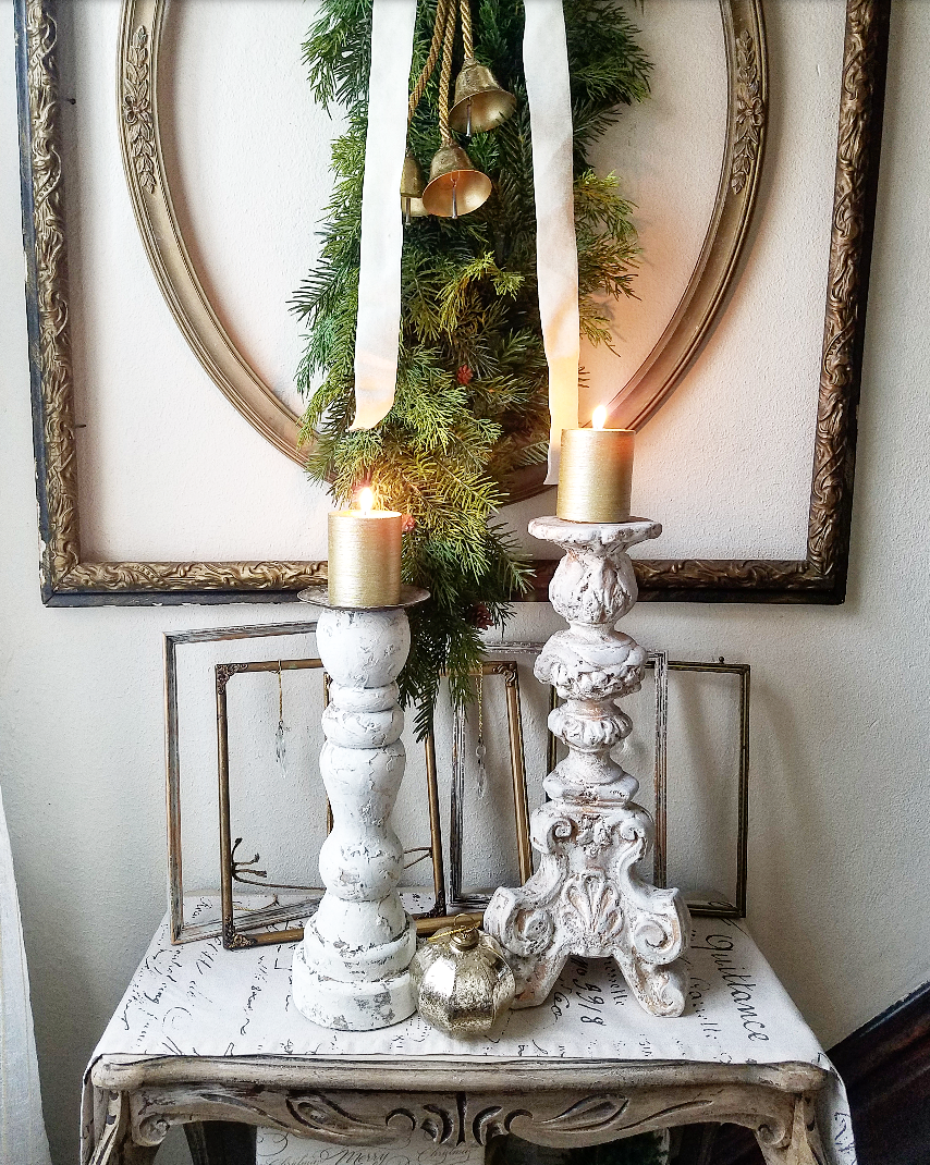 Follow The Yellow Brick Home Simple And Elegant Old World French Country Christmas Decor