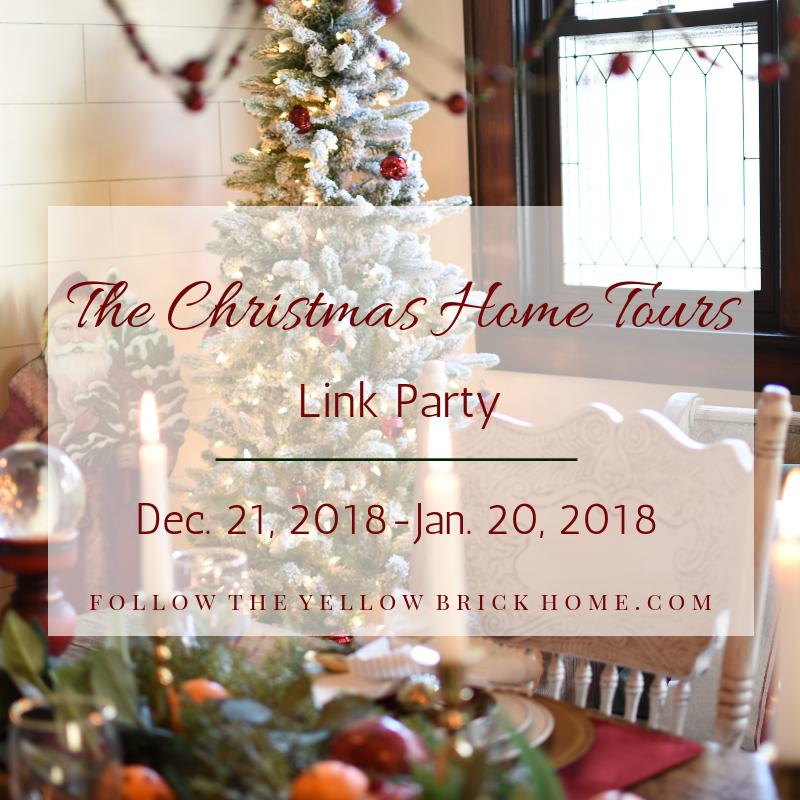 Beautiful Christmas Home Tours