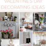 Gorgeous Chic and Elegant Valentine's Day Decorating Ideas Blush Pink Valentine's Day Decor