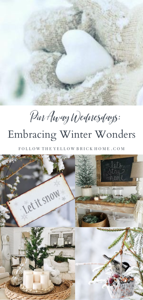 Ideas for embracing all the beauty and wonder of winter. Enjoy comforts indoors and the beauty of nature in winter