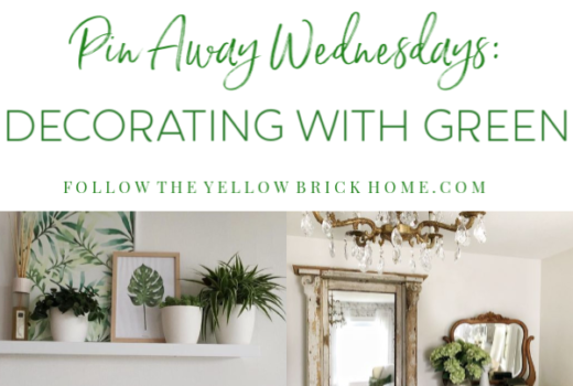 How to decorate with Green Beautiful Green decor inspiration