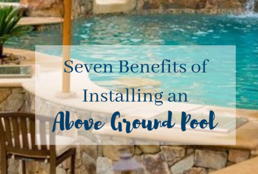 Beautiful and economical above ground pools