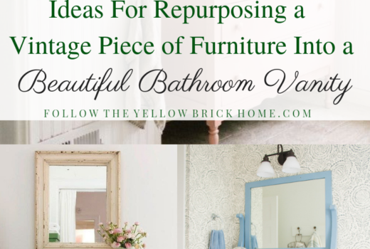 vintage dresser as bathroom vanity repurposed vintage furniture bathroom vanity ideas