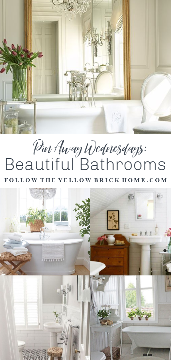 Beautiful Bathroom Inspiration Cottage Bathroom Ideas