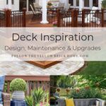 Deck Inspiration, Deck Care and Maintenance Deck design ideas