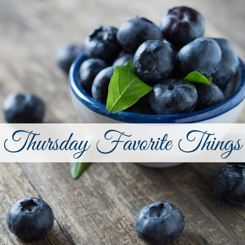 blueberries summer decor summer recipes