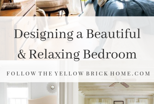 Designing A Beautiful and Relaxing Bedroom