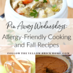 Allergy-Friendly recipes, cooking tips, gluten free, vegan refined sugar free recipes for fall